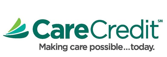 We accept CareCredit.